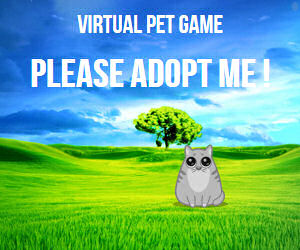 Virtual Pet care game